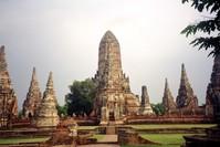 Temple Ruins (thailand)