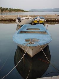 Boats in Sreseri no.3