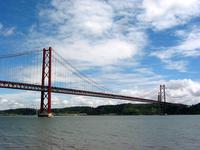 April 25 Bridge, Lisbon