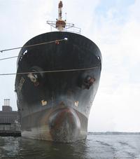 Vessel prow 1