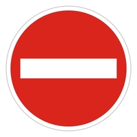 traffic sign 1