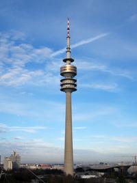 TV tower in Munich 1