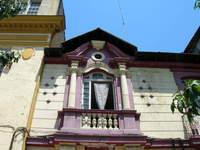 Building in Santiago, Chile 1