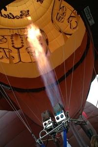 Heteluchtballon 'Grolsch Beuge