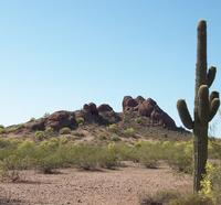 Papago Mountains Phoenix Arizona