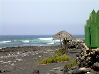 Volcanic Black Sand Beach 2