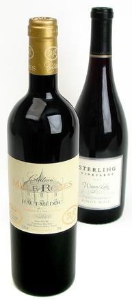 Wine Bottles 03