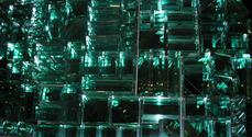 Greeny Glassy