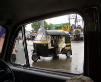 Rickshaw Passenger