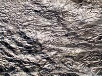 Silver Foil paper Texture