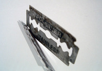 Razor blade 2