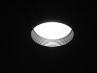 Light Bolb Balkc and White