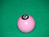 Balls of snooker
