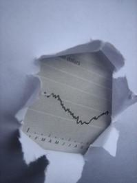 Stock trade graph