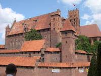 Castle in Malbork 1