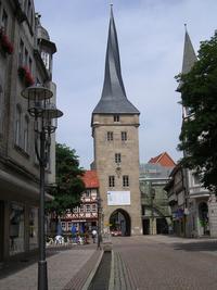 German Tower in Duderstadt