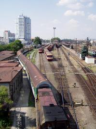 Railway Station Traffic