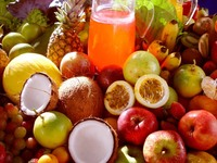 Fruits and Vegetables of Brazil 4
