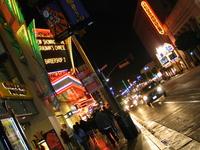 Hollywood landmark