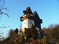 Schlossberg with Uhrturm