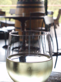 wine glass close up 1