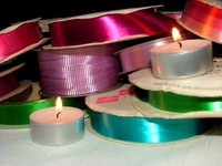 Ribbons & Candles