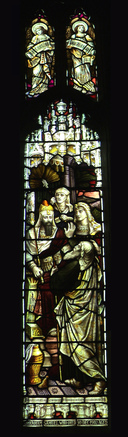 St. James Church Window 4