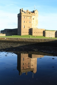 Broughty Ferry Castle 2