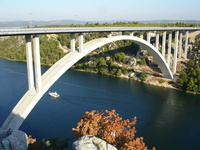 Bridge Skradin