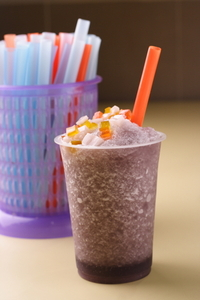jelly milk shake