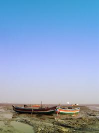 boats & sky