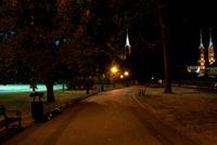 Night pavement 5