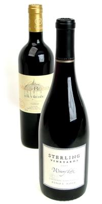 Wine Bottles 02