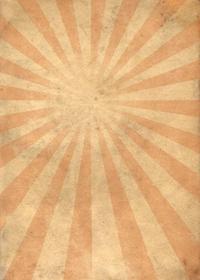 parchment burst vignette lines