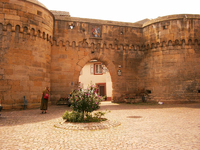 Historic City Wall