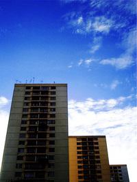 Tower San Borja Chile serie 5