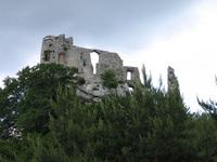 Ruins castle 2