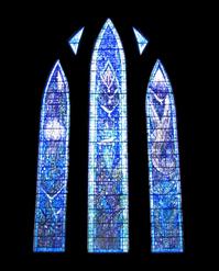 glasgow cathedral church window 1