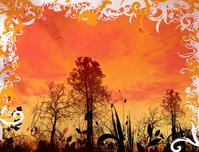 Grunge Sunset 2