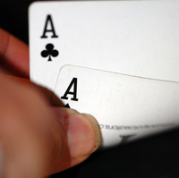Poker chips cards and dice 3