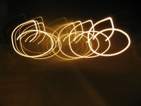 night time lights 1