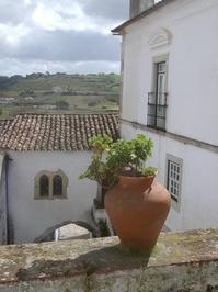 Obidos Flowerpot