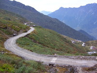 Beautiful Sikkim in North-East