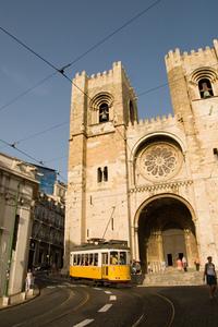Lisbon Tram 4