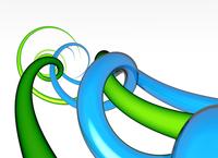 Curves Lines | 3D | 1
