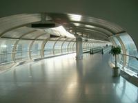 manchester Airport walkways 1