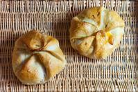 Homemade vegetarian pastry