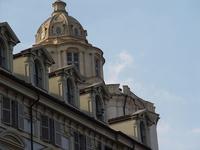 Torino, dome of San Michele ch