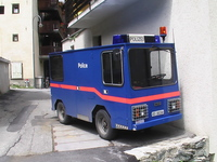 Electric Police Wagon Switzerl