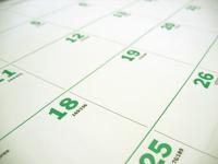 Calendar series 3